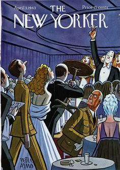 Peter Arno | The New Yorker, April 1943