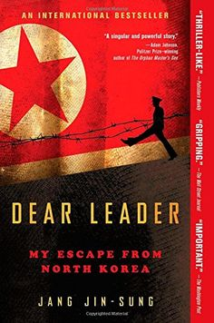 Dear Leader: My Escape from North Korea by Jang Jin-sung http://www.amazon.com/dp/1476766568/ref=cm_sw_r_pi_dp_2.jSvb050SPFX