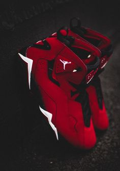 SPORTSWEAR ™®: SPORTSWEAR FIX: Jordan True Flight 'Gym Red' .