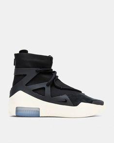 timeless design 52e70 43f18 Nike - Air Fear of God 1 (Black  Black)