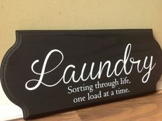 Laundry and Pantry sign Set wooden laundry room pantry kitchen decor wall decor home decor wall hanging custom set of signs Pantry Laundry Room, Laundry Decor, Laundry Room Signs, Laundry Area, Kitchen On A Budget, Home Decor Kitchen, Country Kitchen, Laundry Sorting, Pantry Sign
