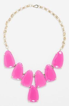 Kendra Scott 'Harlow' Frontal Necklace