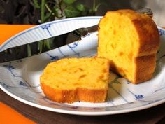 かぼちゃのパウンドケーキ