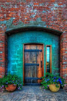Cool Doors, The Doors, Unique Doors, Windows And Doors, Panel Doors, Entry Doors, When One Door Closes, Door Gate, Door Knockers