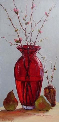 Rubicon by Kathleen Dunphy Oil ~ 24 x 12
