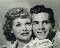 I Love Lucy / Lucille Ball & Desi Arnaz 8 x 10 GLOSSY Pho...