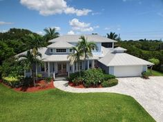 Key West Home in Beautiful Sewalls Point