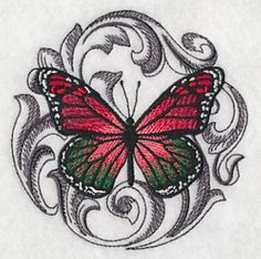 Machine Embroidery Designs at Embroidery Library! - Color Change - K2503