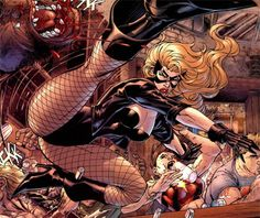 Collector's Guide: - From All Star Batman and Robin the Boy Wonder; DC Comics, - Collected in All Star Batman Hardcover and Paperback. Pencils by Jim lee, inks by Scott Williams. Comic Book Artists, Comic Book Characters, Comic Book Heroes, Comic Artist, Comic Books Art, Marvel Girls, Comics Girls, Marvel Women, Black Canary