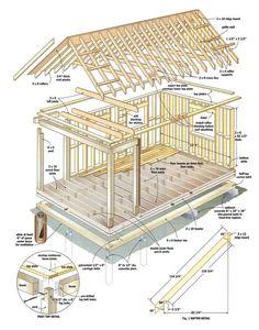 DIY tiny-house plans