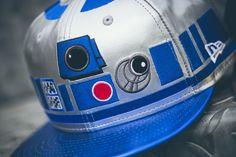Star Wars x New Era 59Fifty - R2-D2