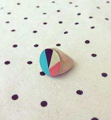 wooden ring by DUUET