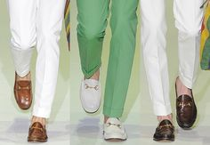 GQ Editors' Picks from Milan Spring 2013 - Men's Fashion Week: Fashion Shows: GQ