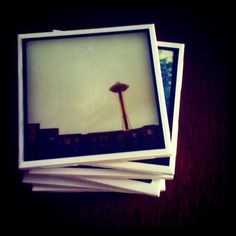 Instagram Photo Coasters - I don't have Instagram since I refuse to get a smartphone, but I love this idea and any photo (or anything else you want to put on there, really) would work, and coasters are handy.
