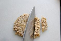 Banana Oatmeal Fingers: could easily make variations
