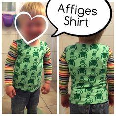 Affenshirt   made by Herzkeks