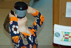 No coffee cup necessary!