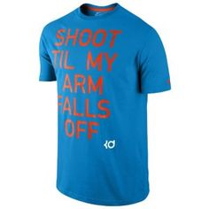 Nike KD Quote T-Shirt