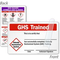 H2s certification images frompo 1 ehs templates for H2s certification card template