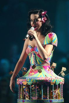 """Katy Perry: """"Thank you for believing in my weirdness."""" // 'We tend to see our own deficits but others' gifts. This negatively affects self-esteem and often causes gifted assets to be viewed as mere """"weirdness."""" - From article Self-Knowledge, Self-Esteem and the Gifted Adult, by Stephanie S. Tolan. http://talentdevelop.com/articles/Self-Knowledge.html"""