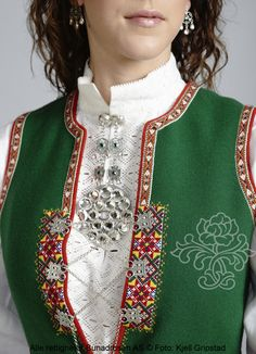 Folk Costume, Costumes, Going Out Of Business, Thinking Day, My Heritage, Folklore, Norway, Scandinavian, Needlework