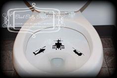 Potty training sticker Toilet decal! Thanks @Liza Banich
