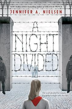 A Night Divided - review  on www.amightygirl.com - story about when Berlin was divided