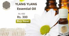 Flower of Life YLANG YLANG Essential Oil http://www.shophealthy.in/Swati-Soaps/flower-of-life-ylang-ylang-essential-oil-10ml