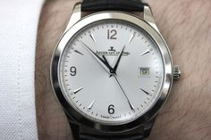 The Jaeger-LeCoultre Master Control Date