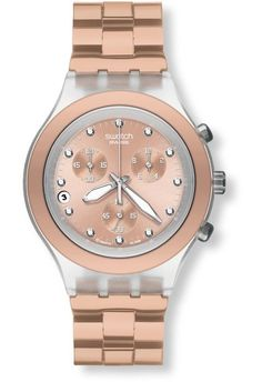 Montre Swatch Full-Blooded Caramel