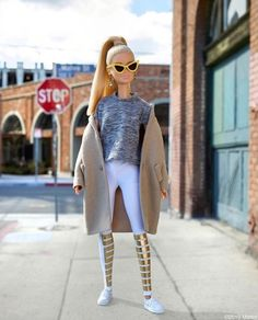 I love finding inspiration in magazines. Any you think I should check out? Barbie Kleidungsmuster, Barbie Life, Barbie Dress, Diy Barbie Clothes, Barbie Clothes Patterns, Accessoires Barbie, Barbies Pics, Barbie Fashionista Dolls, Tadao Ando