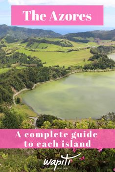 This guide about the Azores islands tells you the best time to visit the Azores, how to get to the Azores, the best things to do in the Azores and more. Travel Through Europe, Europe Travel Tips, Travel Destinations, Malta, Travel Couple, Family Travel, Monaco, Portugal Travel Guide, Natural Swimming Pools