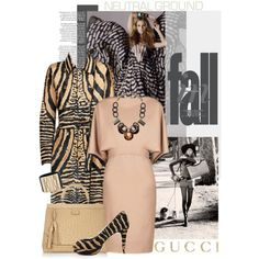 """Gucci Fall/Winter 2012"" by houseofhauteness on Polyvore"