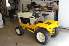 The Cub Cadet 129 - Cub Cadet / International - Gallery - Garden Tractor Talk - Garden Tractor Forums