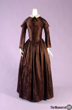 Dress 1844 The Museum at FIT