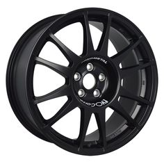 SanremoCorse 18'' Mat Black is the successful range of wheels realized for being used on tarmac. #WHEELS #MADEINITALY #EVOCORSE #TARMACRALLY #RALLY #BLACK #SANREMOCORSE