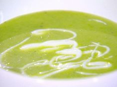 Get Green Pea Soup Recipe from Food Network