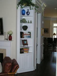 Corner Built In For The Living Room Part 67