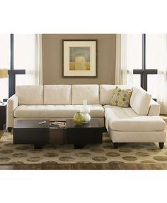 milo fabric living room furniture sets u0026 pieces sectionals furniture macyu0027s - Macys Living Room Furniture