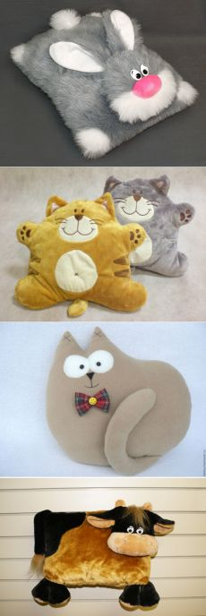 Helpful hints that will assist you Better Your being familiar with of fabric crafts Sewing Toys, Sewing Crafts, Sewing Projects, Sewing Stuffed Animals, Stuffed Animal Patterns, Pet Toys, Baby Toys, Animal Cushions, Sewing Machine Embroidery