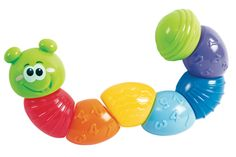 Plug & Pop Caterpillar - Discovery Toys