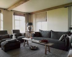 gorgeous silhouette- chairs and sofa via De Stamkamer - Interieur
