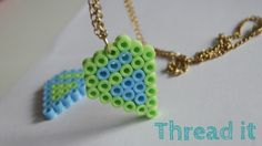DIY Ironing Beads Necklace 3