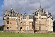 Château du Lude - Sarthe**.