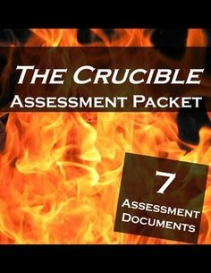 the crucible act 1 scene 1 with antecedent action youtube seven assessment documents for arthur millers the crucible socratic seminar prep study sheets project menus and a test fandeluxe Images