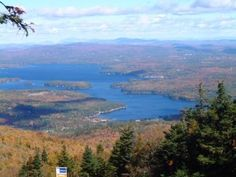 Sunapee, NH. granted, this is home, and Dan has no choice but to take me back here at least once a year to visit family, but he hates it.