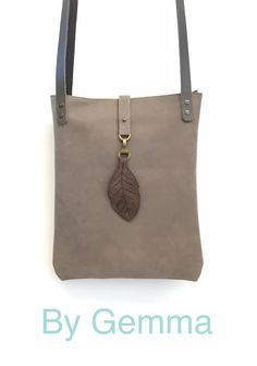 Buffalo leather bag...