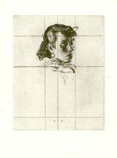 "Modern British Art Works by Robert Austin: ""Study of a girl's head, Art Society, Art Studies, Modern Art, Literature, Study, Fine Art, Portrait, Gallery, Drawings"