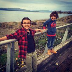 The kids love this #beach so much  #kidstravel #eyeranititravel #Bc #vancouverisland