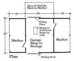 Shed Drawings I Got Shed Building For Dummies Last Christmas in addition Popular Pole Barn Design Software besides If Valley Slopes 17 Deg Whats Pitch  mon Rafters 75247 also Open Front Wood Shed Plans also Frame For Larger Building With Lean To Roof. on lean to barn plans